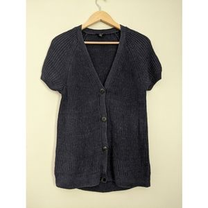 Lafayette 148 New York Linen Cotton Cardigan
